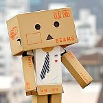Danboard Mini Beams Ver. - Mini Revoltech