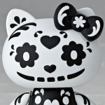 Hello Kitty BLACKSKULL Ver.