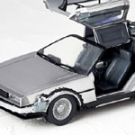 Back To The Future II - DeLorean