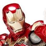 Iron Man Mark 45 - Figure Complex Movie Revo